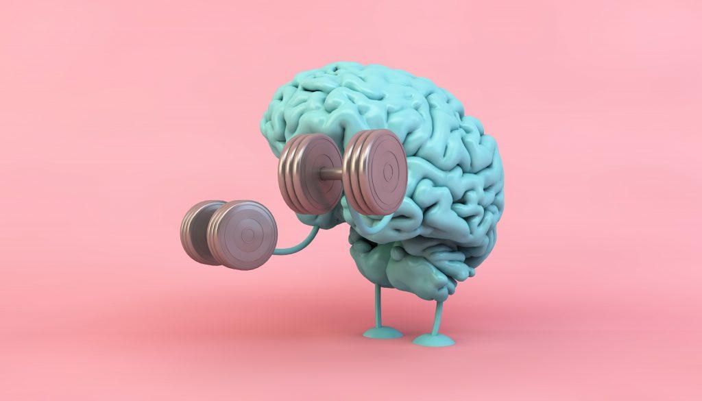 Brain muscle 'pumping iron'